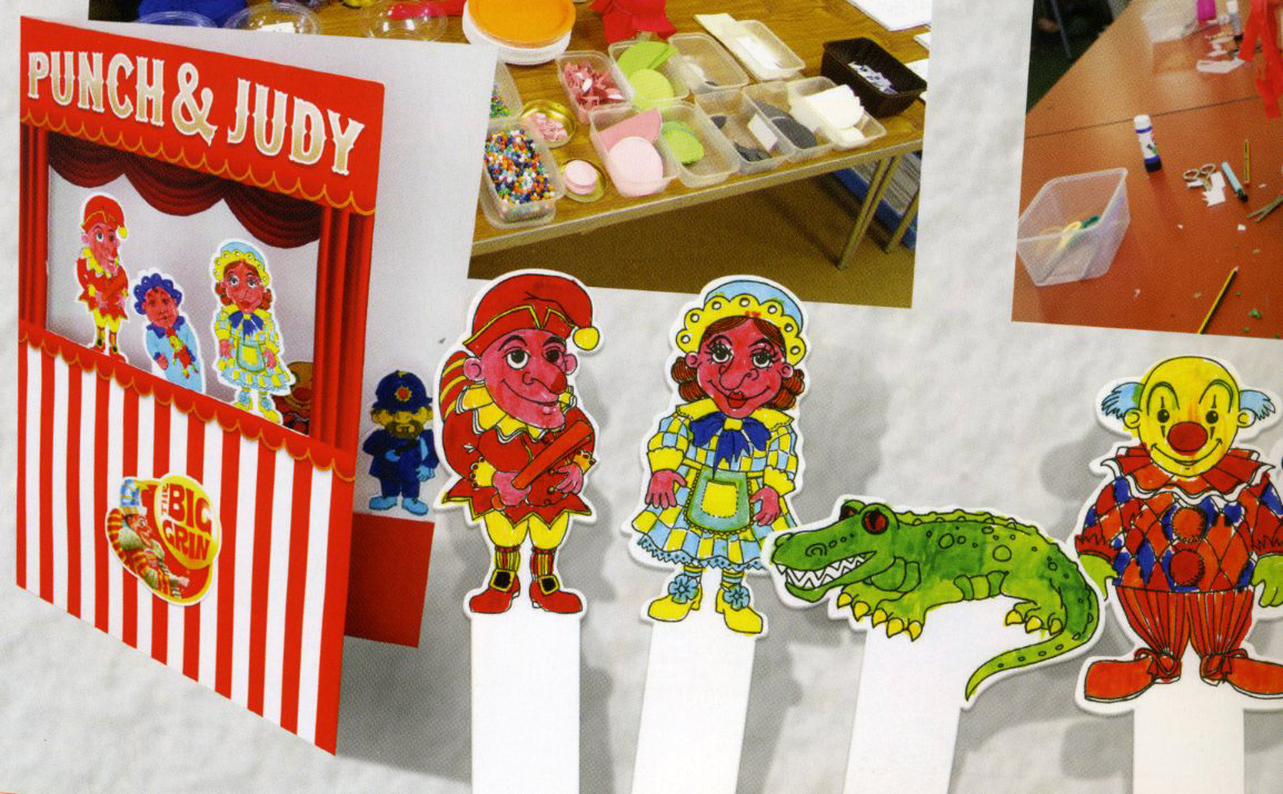 punch-and-judy-cutouts-pic & Punch u0026 Judy Materials for Schools u2013 Punch u0026 Judy Online